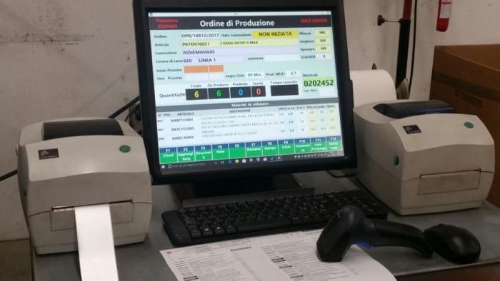 Rileva stampa molte tipologie di etichetta